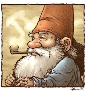 Wood Gnome
