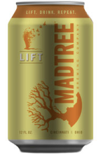 Madtree Lift Beer Can pic