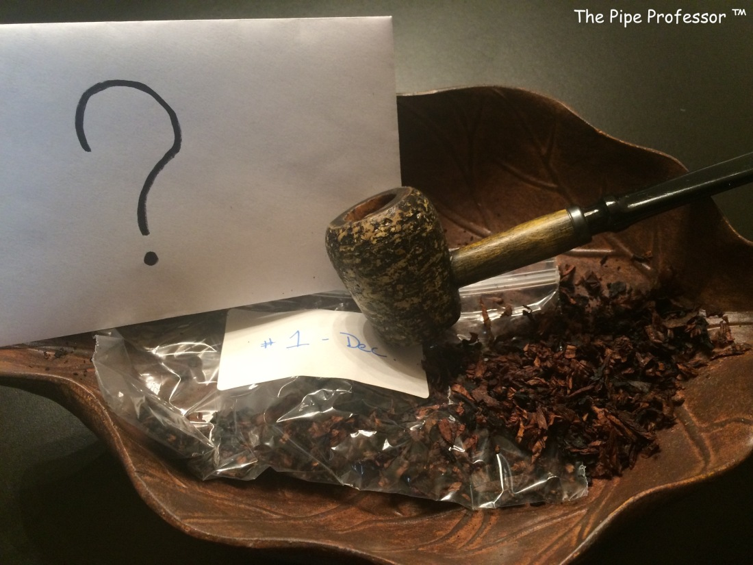 Mystery Tobacco Review 1 Picture #1