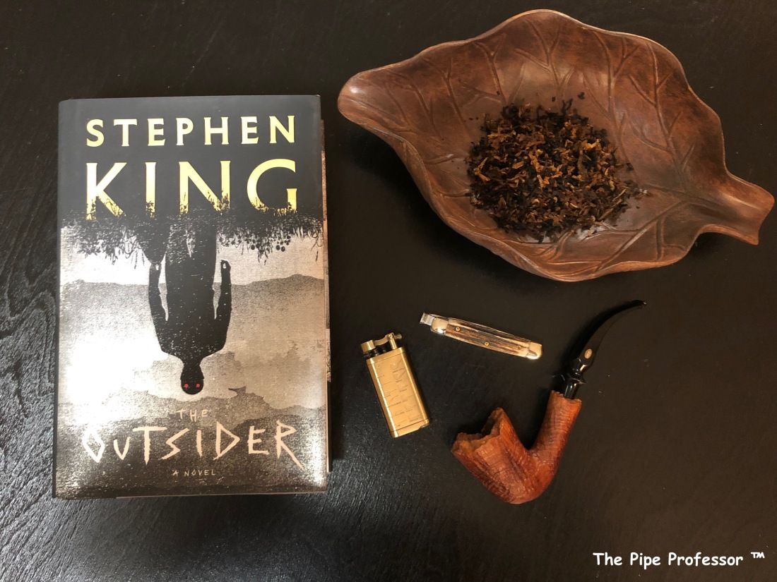The Outsider Book Review Pic
