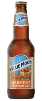 Blue Moon Pumpkin Harvest Wheat Beer pic