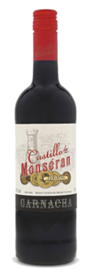 Castillo de Monseran wine pic