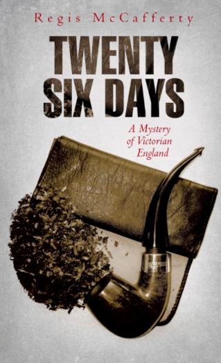Twenty Six Days Book Cover Pic
